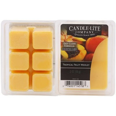 Candle-lite Everyday Collection wax melts 2 oz 56 g - Tropical Fruit Medley